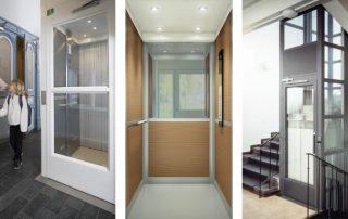 Elevator i hovedtrappen - Artikel